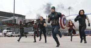 Team Cap running